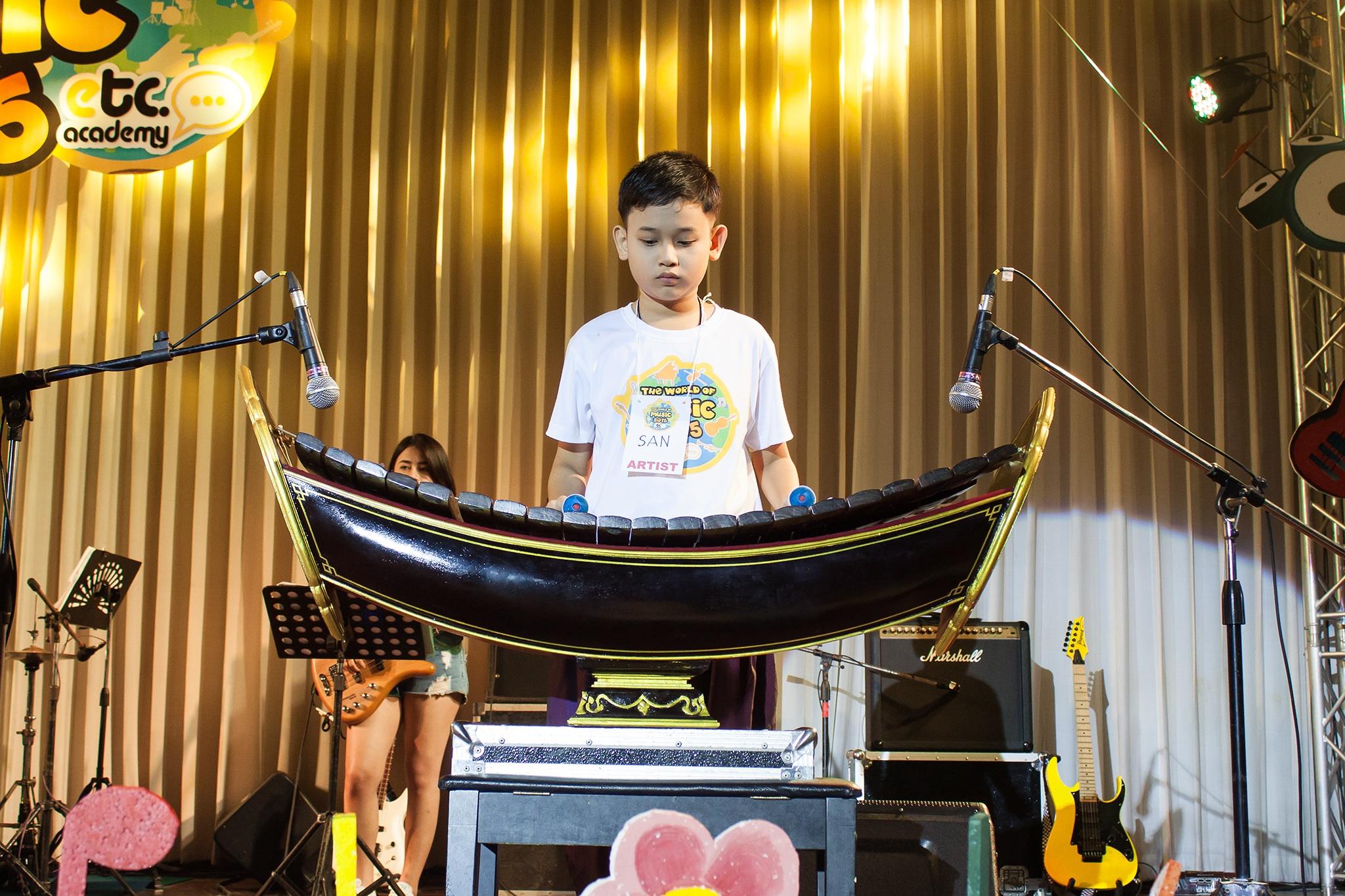 หลักสูตรเรียนดนตรีไทย