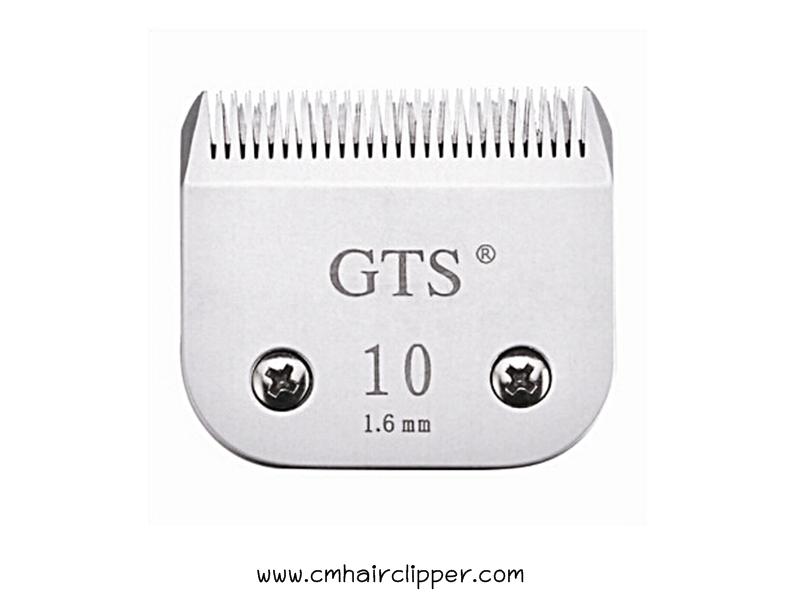 ใบมีด ปัตตาเลี่ยนหมาแมว GTS888 10 / 1.6