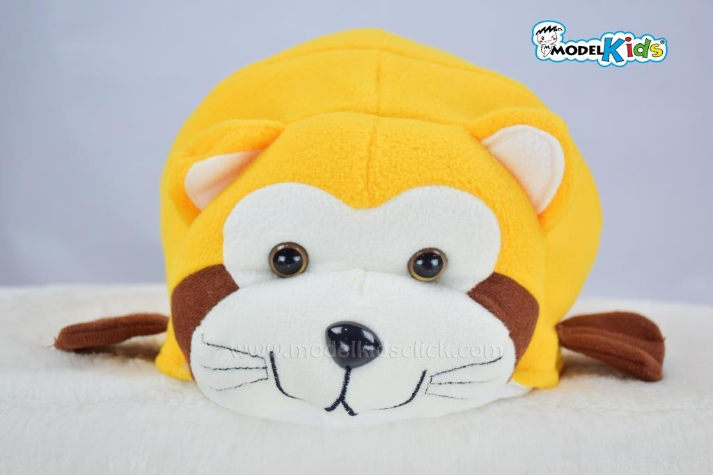 หมวกเด็กหน้าสัตว์