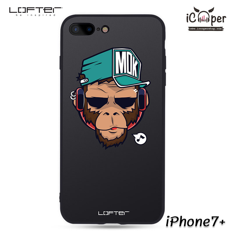LOFTER MOK Case - Listen To Music (iPhone7+)