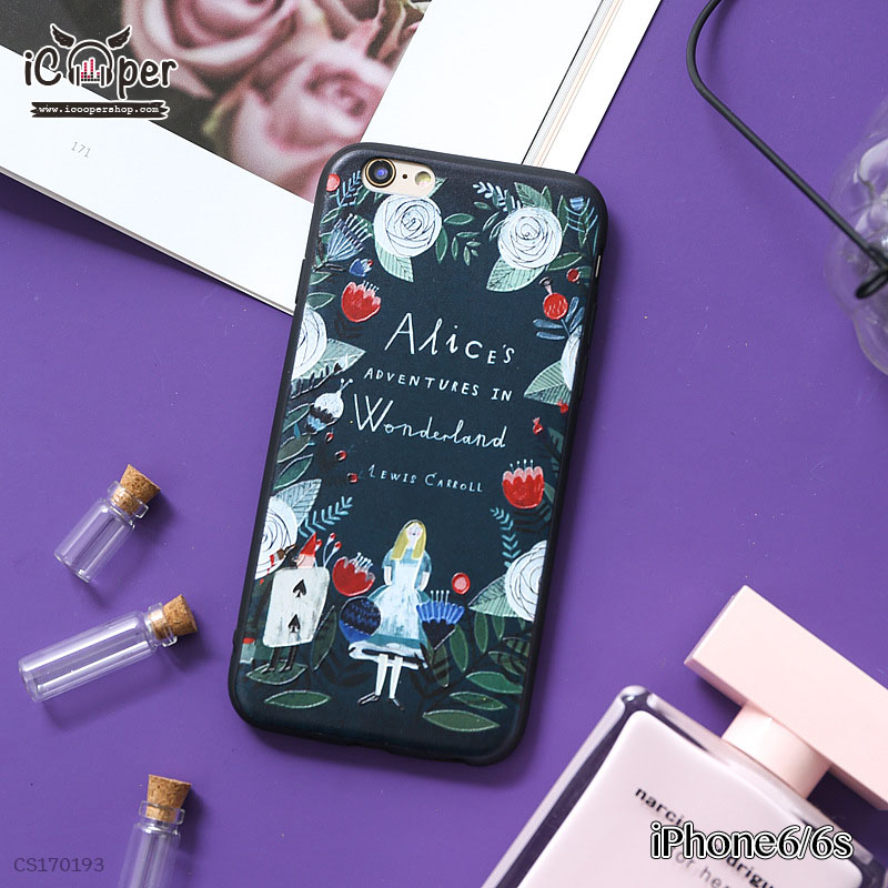3D Case - Alice's in Wonderland (iPhone6/6s)