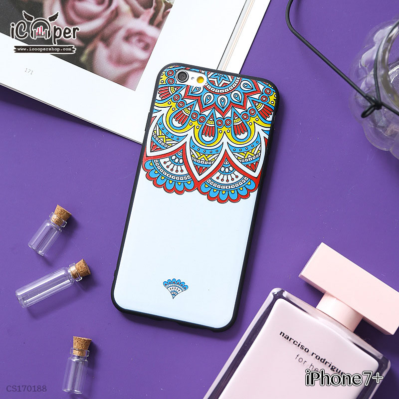 3D Case - National Wind White (iPhone7+)
