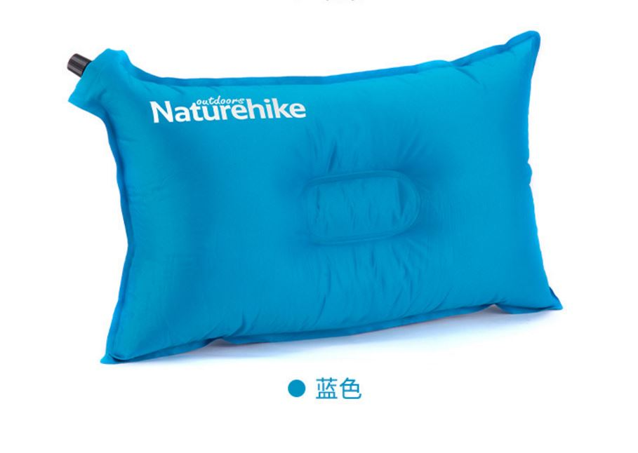 หมอนลม Naturehike NH-002 / สีฟ้า