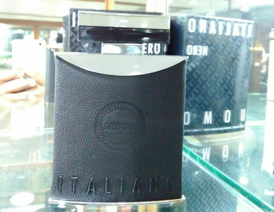 น้ำหอม Armaf Italiano Nero EDT Spray 100ml. โคลนกลิ่น black xcess-Paco Rabenne หมด สามารถพรีออเดอร์
