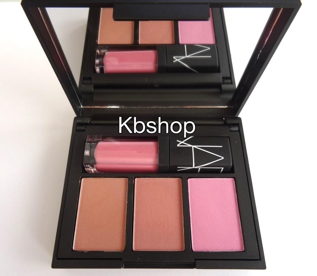 #NARSissist Blush, Contour, and Lip Palette