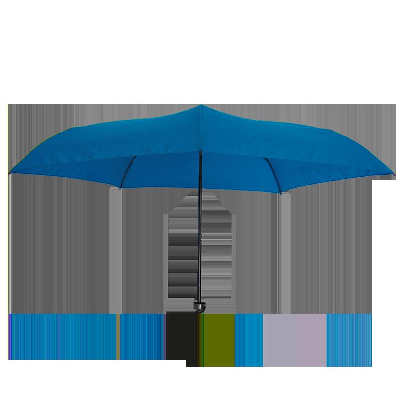 Air Folding Umbrella ร่มพับน้ำหนักเบาพิที่สุดในโลก - ฟ้า