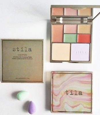 #Stila Correct and Perfect Spring 2016 Palette