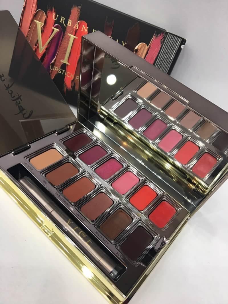 #Urban Decay VICE Lipstick Palette
