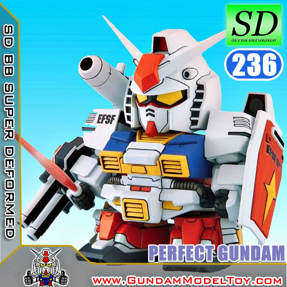 SD BB236 PERFECT GUNDAM