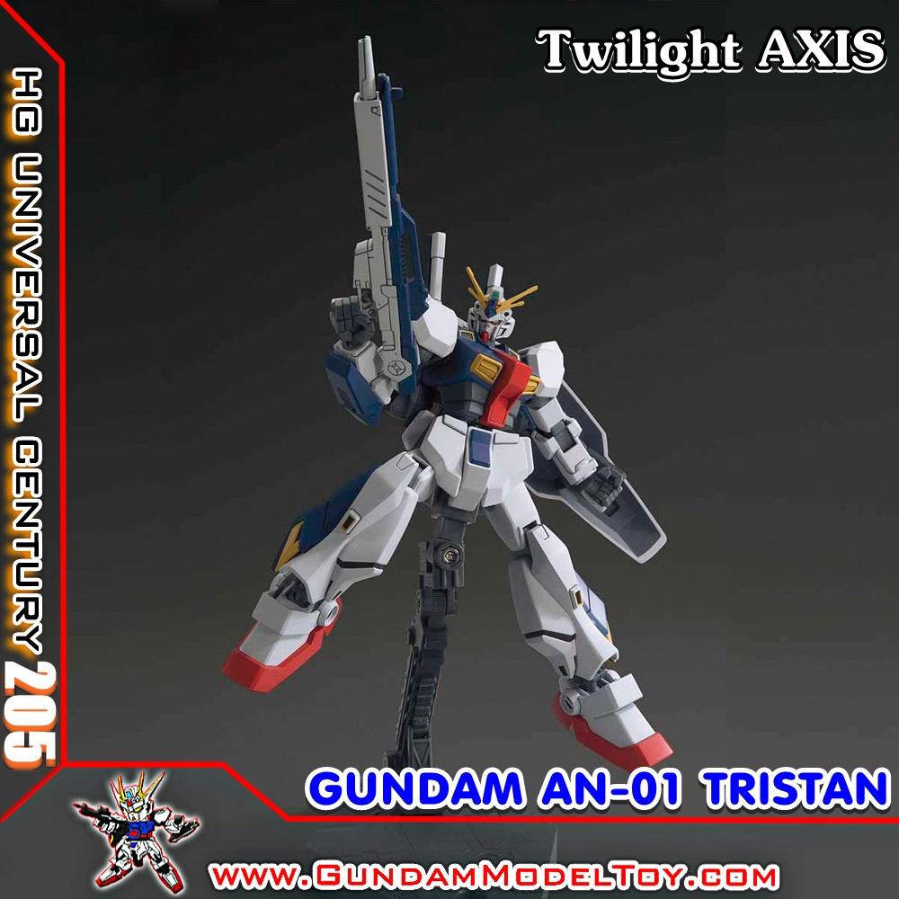 HG 1/144 GUNDAM AN-01 TRISTAN