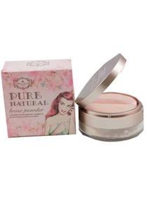 แป้งจีน่าเกลมพาวเดอร์ Gina Glam Pure Natural loose powder เบอร์4