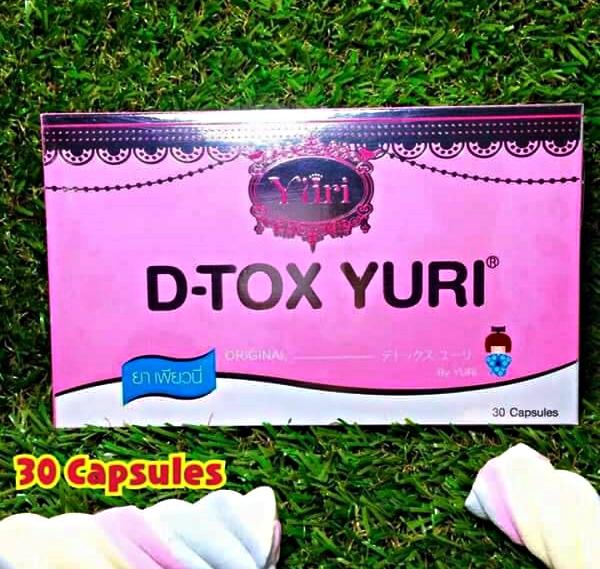 D-Tox Yuri ดีท็อกซ์ ยูริ ผอมเพรียว หุ่นฟิต ไร้พิษ สุขภาพดี ของแท้ ราคาถูก ปลีก/ส่ง โทร 089-778-7338,088-222-4622 เอจ