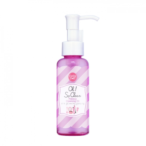 Makeup Cleansing Oil 100ml Cathy Doll Oh! So Clean