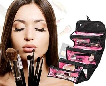 Roll-N-Go Cosmetic Bag กระเป๋าจัดระเบียบ เครื่องสำอางค์และของจุกจิก