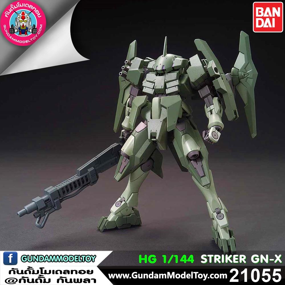เปิดจอง HG 1/144 STRIKER GN-X