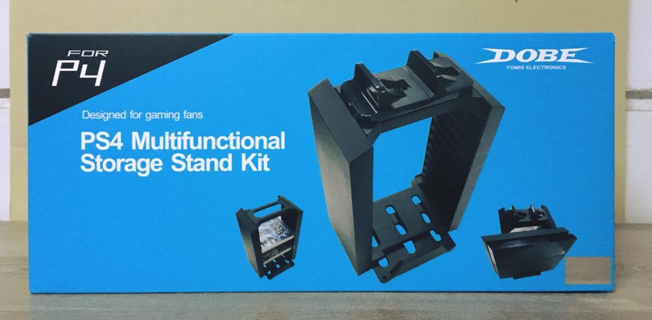 Multifunctional Storage Stand Kit Xpgameshop Ps4 Inspired By Lnwshopcom