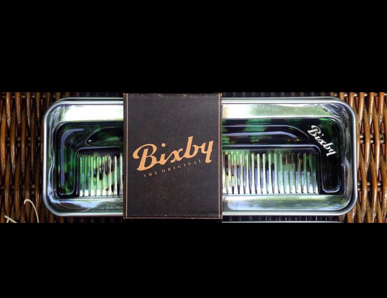 Bixby Comb - Green Tortoise Glasgow