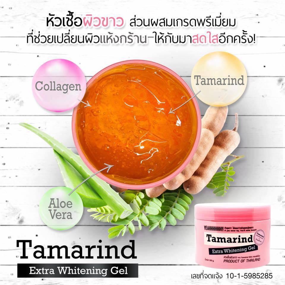 Tamarind Extra Whitening Gel by Fonn Fonn