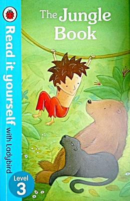 Read It Yourself Level 3: Jungle Book