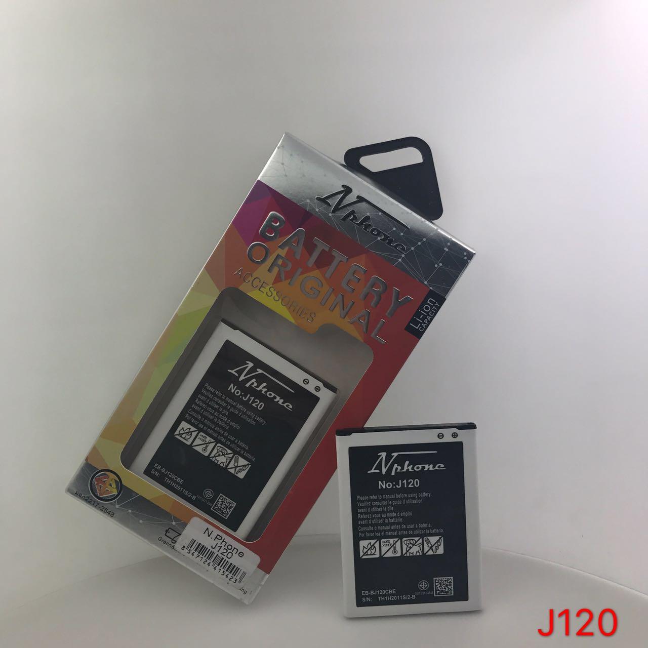แบตเตอร์รี่ งานบริษัท ( มี มอก ไส้เต็ม ) Samsung Galaxy J1mini // J120