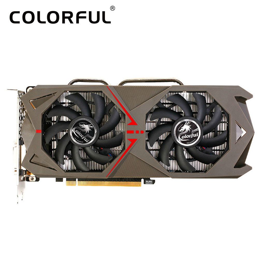 COLORFUL GTX1060 6GB GDDR5 192BIT