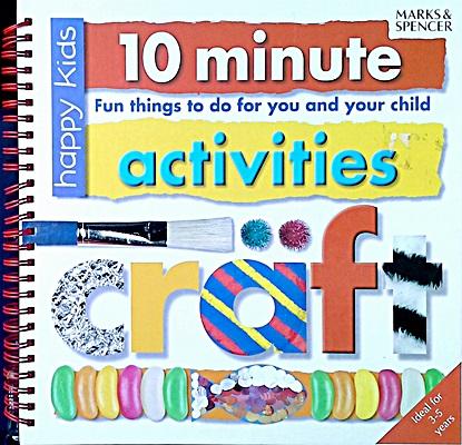 10 Minute Activities