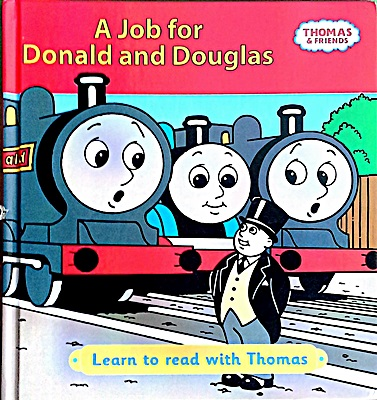 A Job for Donald and Douglas