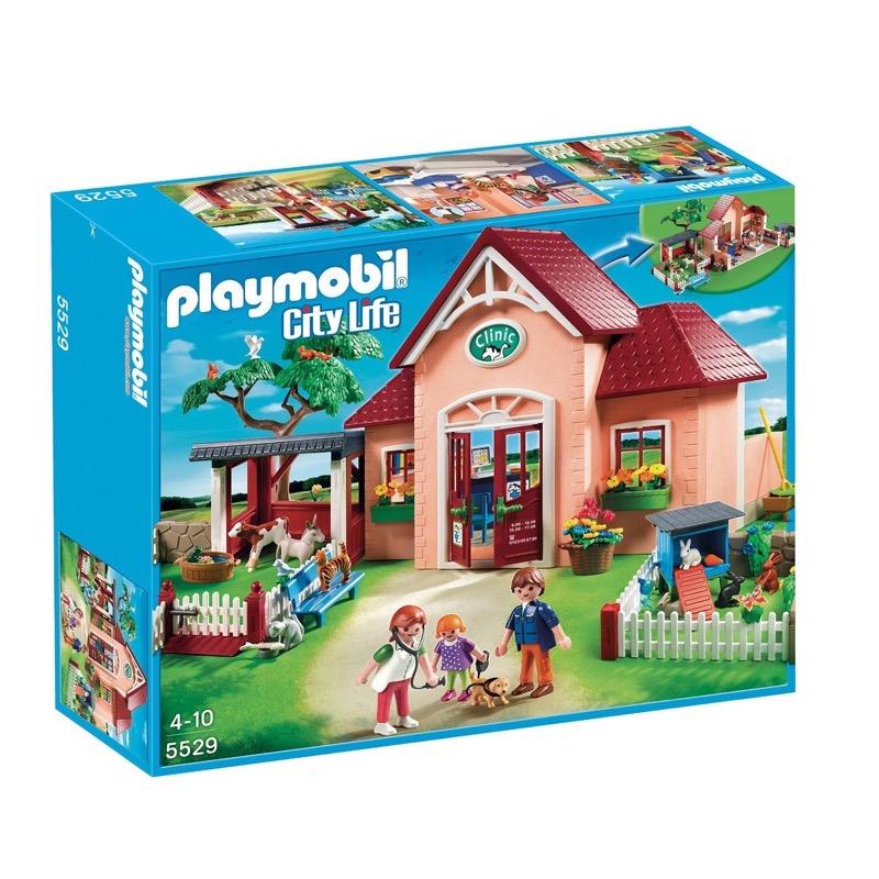 Playmobil 5529 City Life Vet Clinic