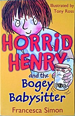 209 Horrid Henry and the Boogie Babysitter