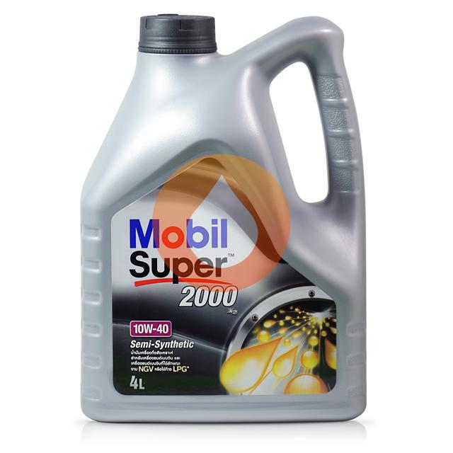 โมบิล ซูเปอร์ 2000 10W-40