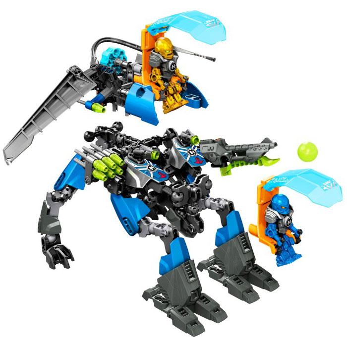 lego factory surge and rocka combat machine