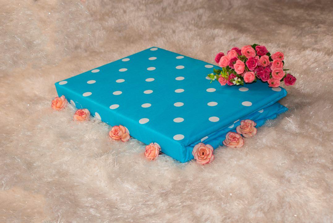 ชุดผ้าปู-ลายจุด-4