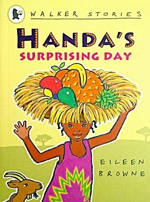 Handa's Surprising Day (Walker Stories)