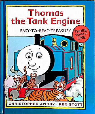 Thomas the Tank Engine: Easy-to-Read Treasury