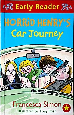 107 Horrid Henry's Car journey