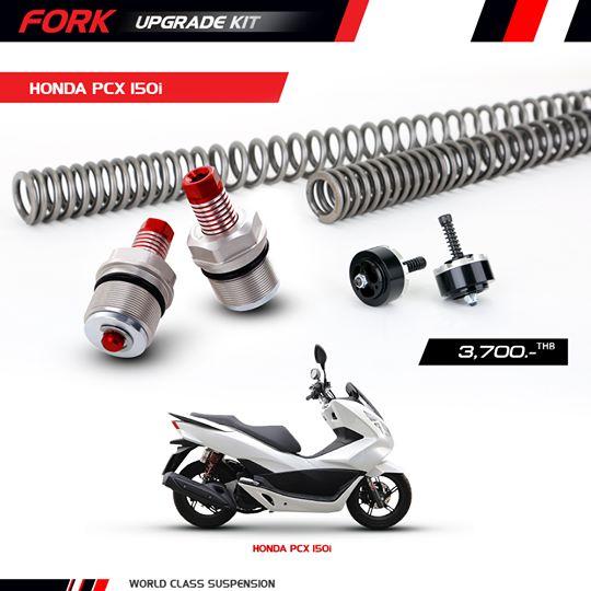 โช็ค UPGRADE KIT YSS HONDA PCX ราคา3500