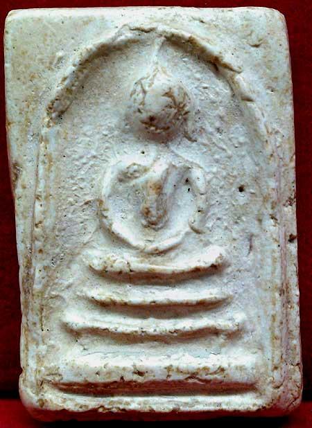 ลพ.สุพจน์ วัดสุทัศน์ฯ ปี๒๔๘๔ พิมพ์เศียรโต ไกเซอร์ หลังเรียบ