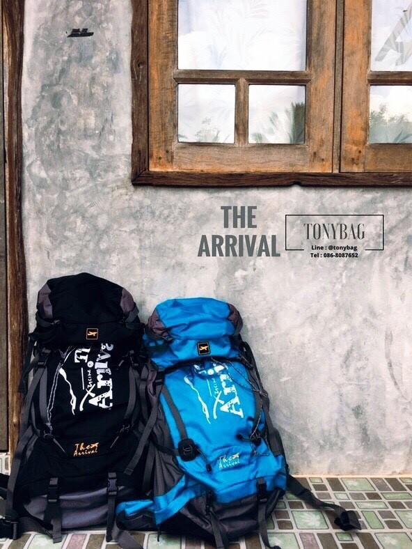 THE ARRIVAL - BLACK ซื้อ 1 ใบ (แถมเซ็ทจัดกระเป๋า 1 เซ็ท)