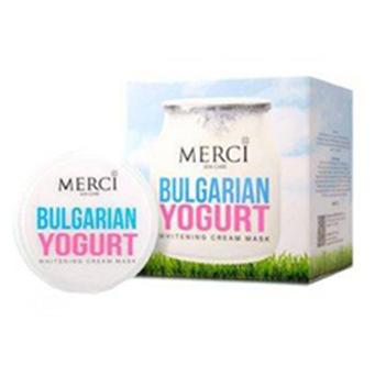 Merci Bulgarian Yogurt Whitening Cream Mask [จัดส่งฟรี]