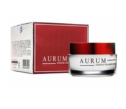 Aurum Ginseng Collagen Cream [จัดส่งฟรี ราคาดีสุด]