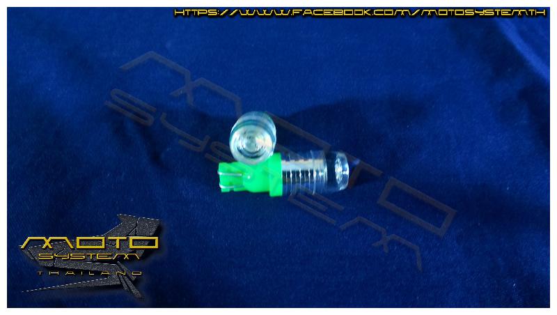 หลอดแอลอีดี: LED Type 2 GR
