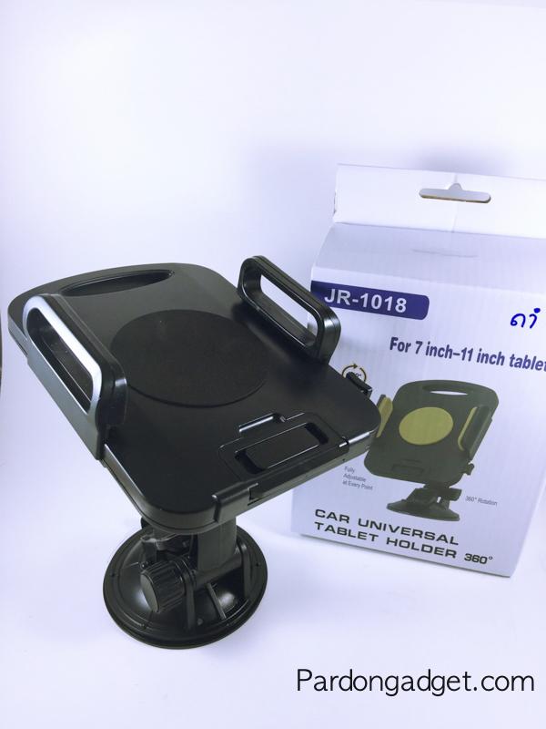 Car Universal Tablet Holder (JR 1018) สีดำ