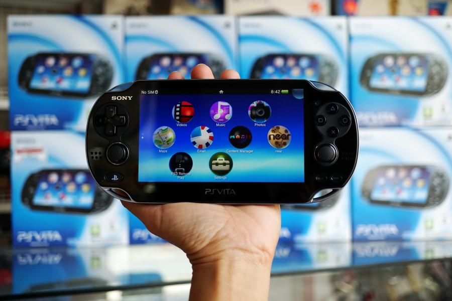 PS Vita 1000 (3G/WIFI)