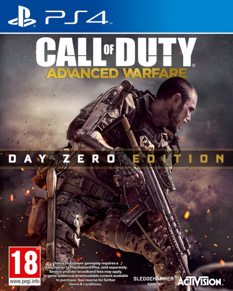 PS4- Call Of Duty Advanced Warfare