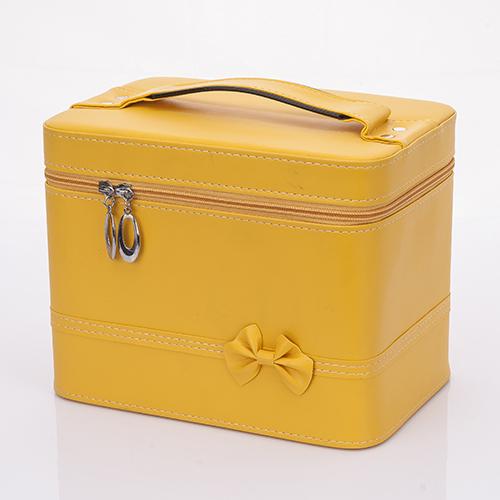 กระเป๋ารุ่นโบว์ สีเหลือง