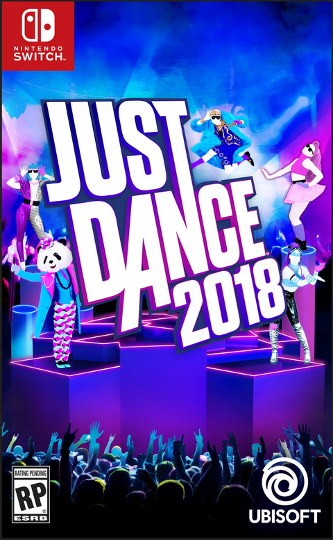 Switch- Just Dance 2018