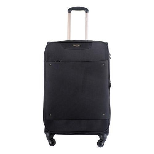 "Bonny กระเป๋าเดินทาง รุ่น BN601 Size 28"" สีดำ"