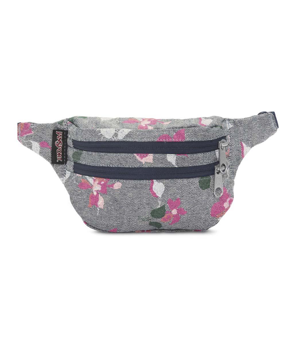 JanSport กระเป๋าเป้ รุ่น Hippyland - Chambray Sweet Blossom