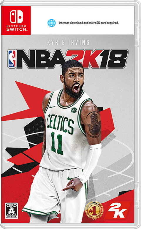 Switch- NBA 2K18