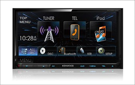 Kenwood DDX6015BT
